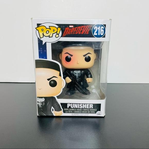 [Funko Pop] Daredevil- Punisher [216]